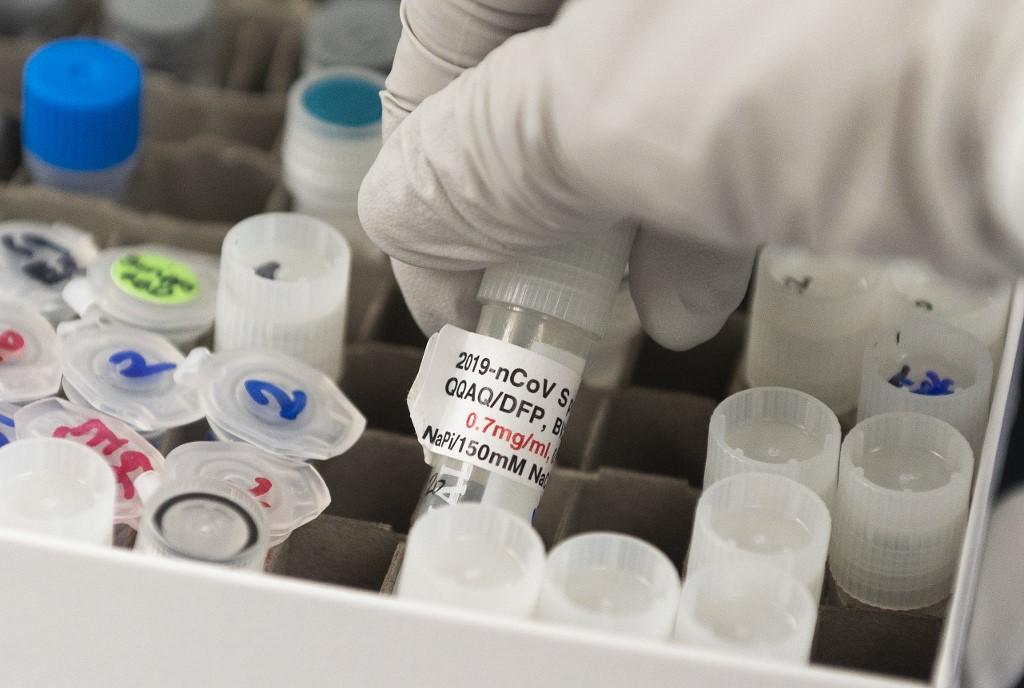 Vacinas contra a Covid-19 estão em fase de testes