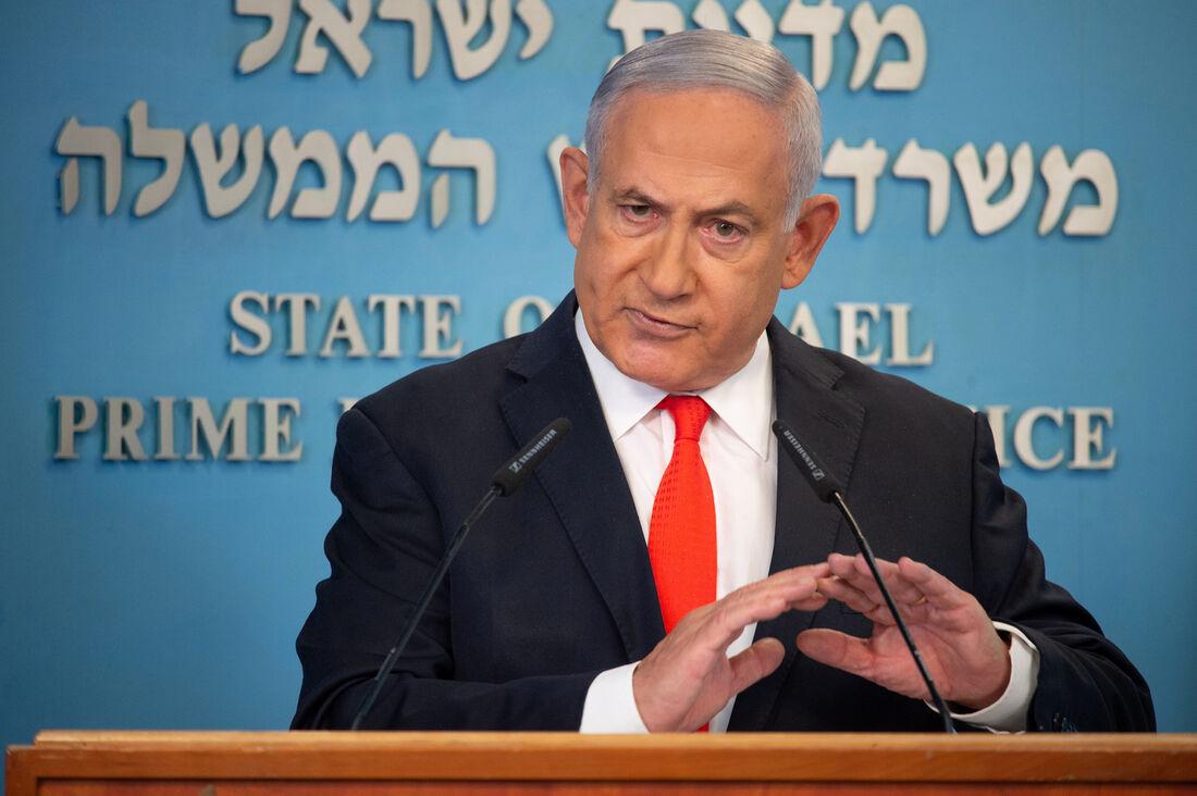 Premier de Israel, Benjamin Netanyahu