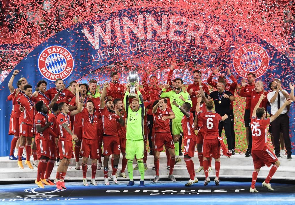 Bayern faturou o título