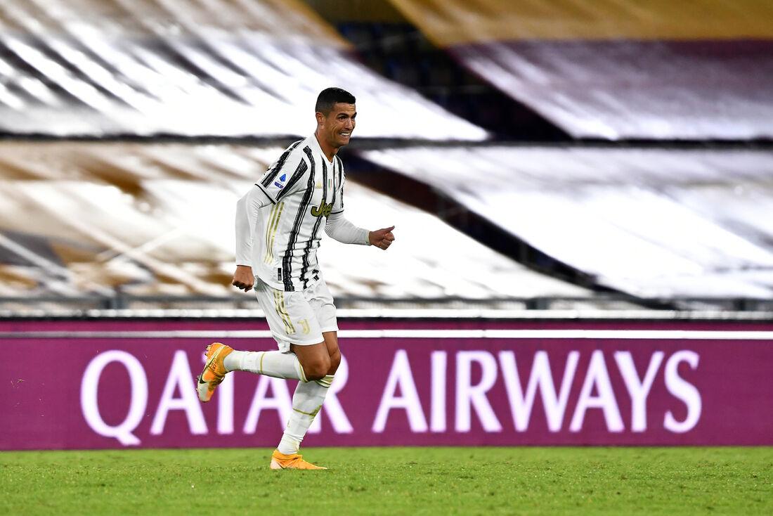 Cristiano Ronaldo marcou duas vezes