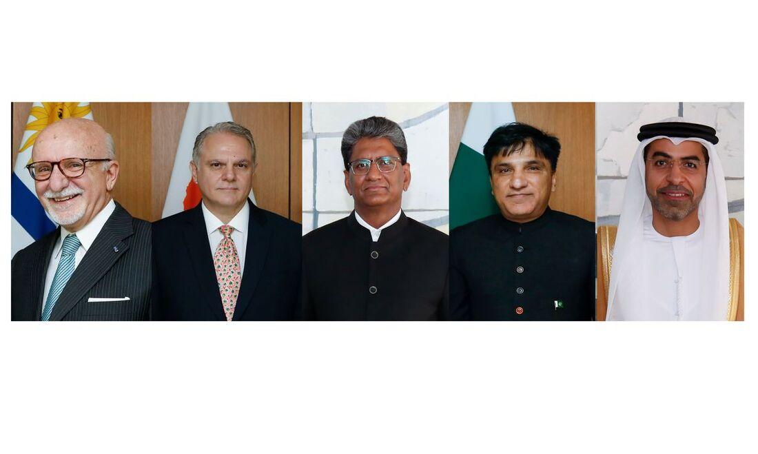 Embaixadores