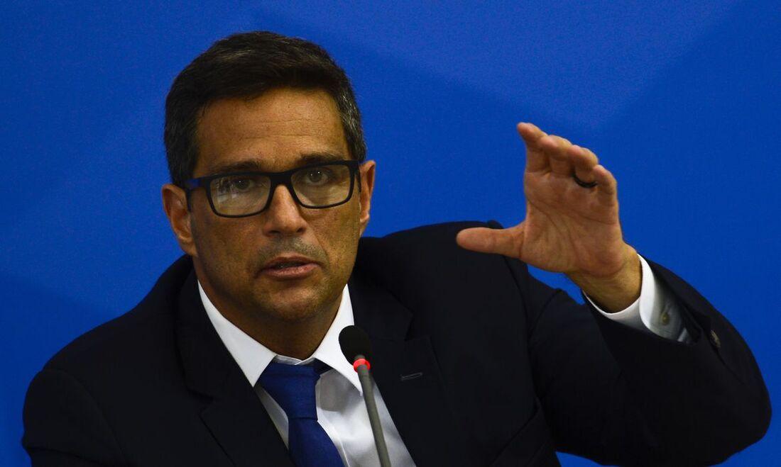 Roberto Campos Neto, presidente do Banco do Brasil