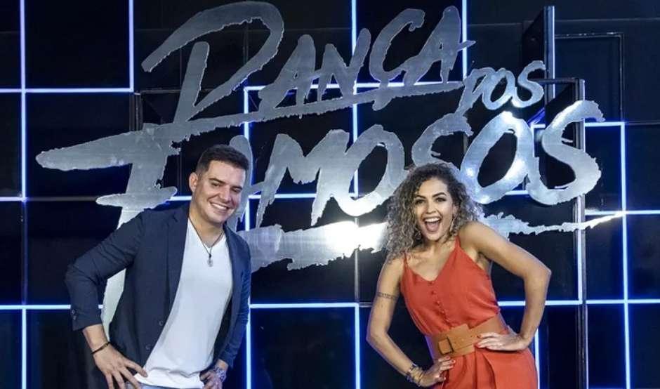 O cantor Belutti está ansioso com a estreia na Dança dos Famosos