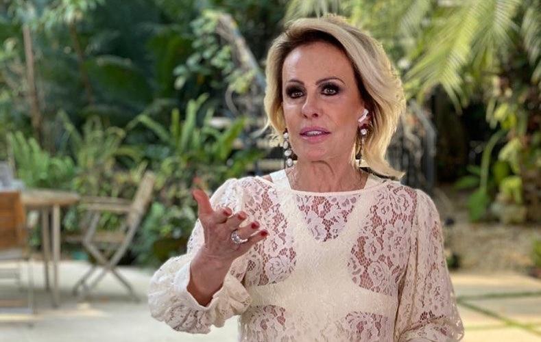 Ana Maria Braga, apresentadora