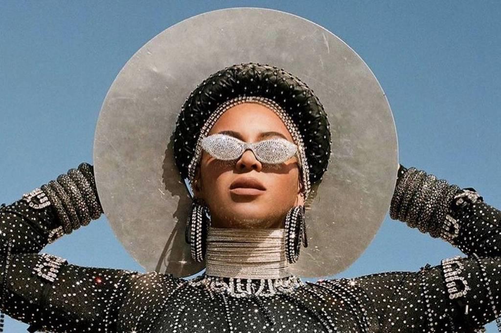 Beyoncé em álbum 'Black is King'