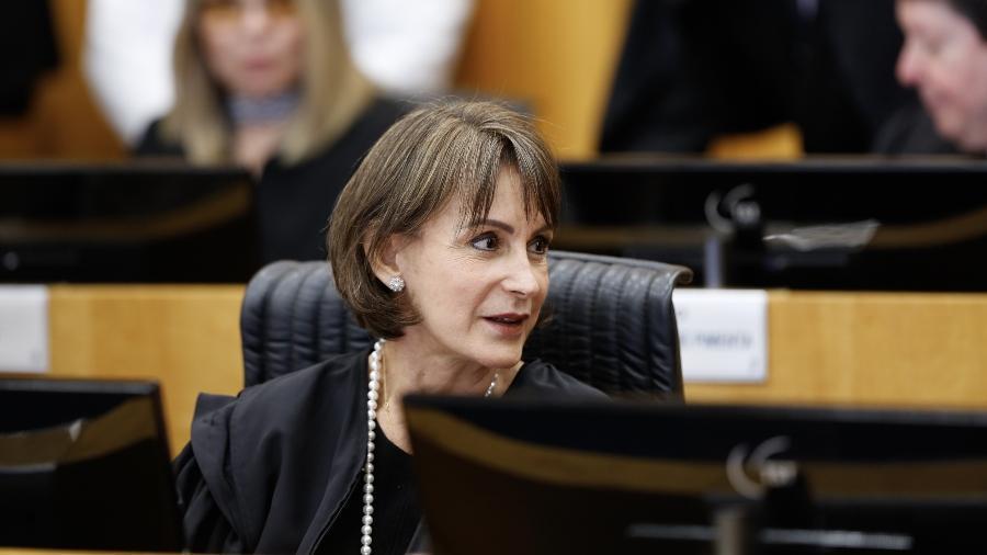 Maria Cristina Peduzzi, presidente do TST (Tribunal Superior do Trabalho)