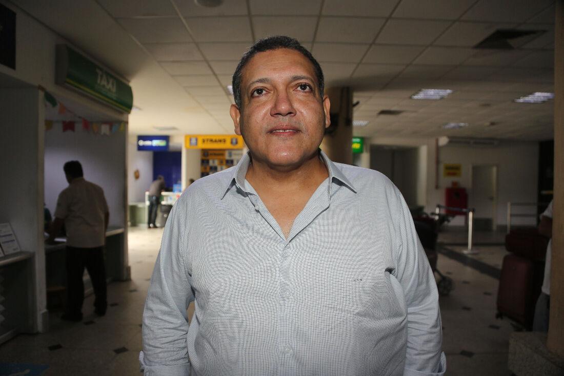 Kássio Nunes Marques é o favorito do presidente para ocupar uma cadeira no STF