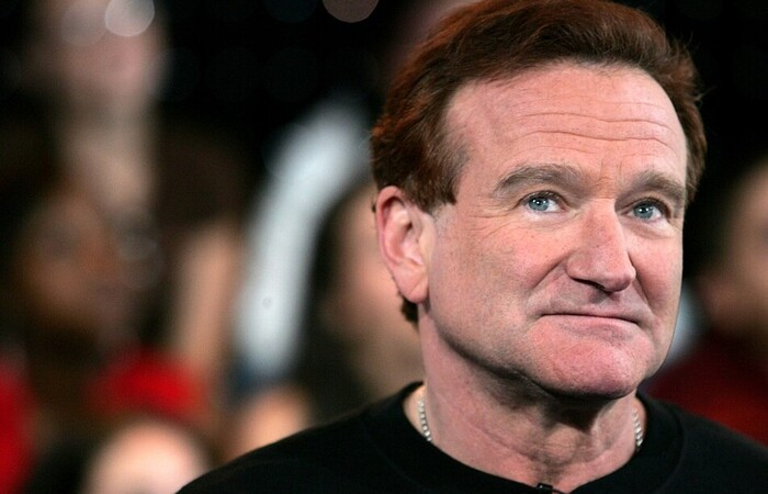 Robin Williams morreu em 2014