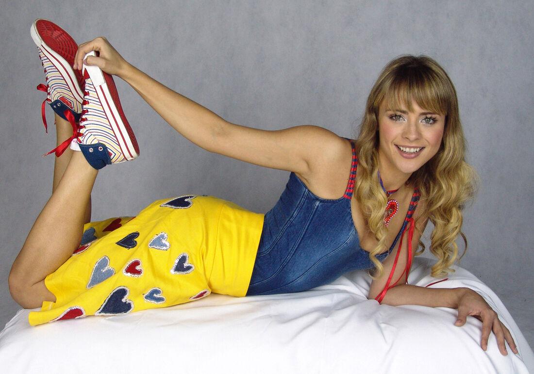 Juliana Silveira interpreta a protagonista em Floribella