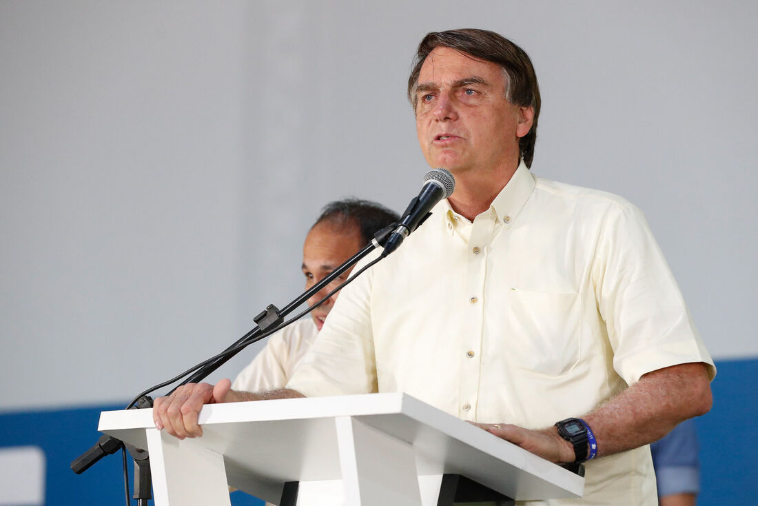 Presidente da República Jair Bolsonaro