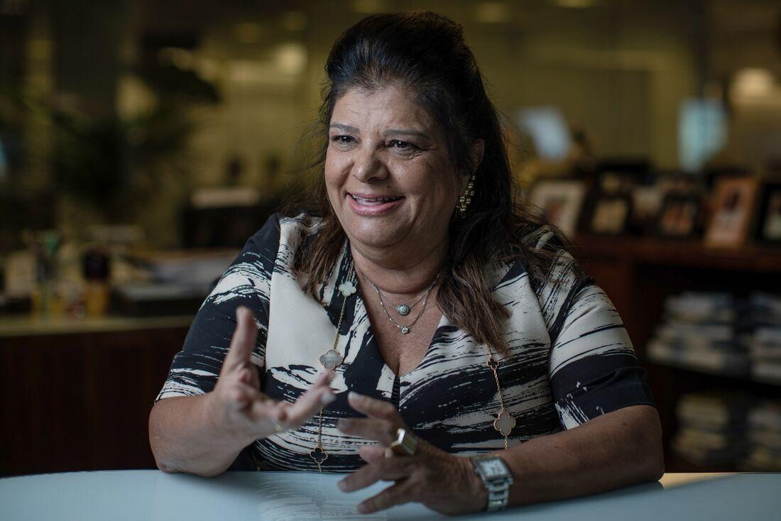 Luiza Trajano, dona do Magazine Luiza
