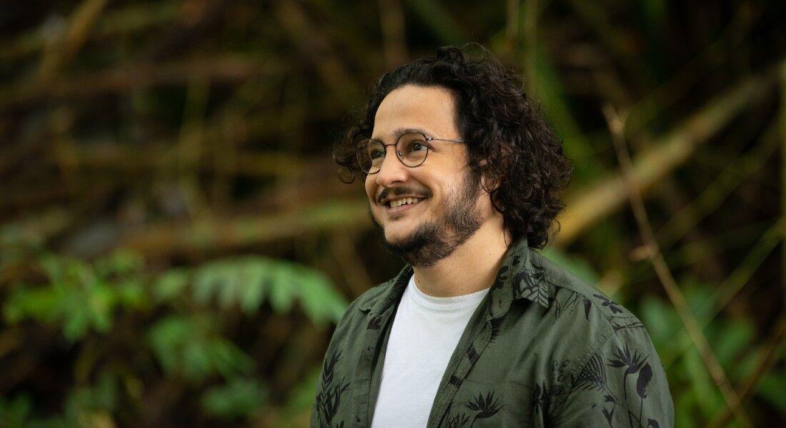 Alexsandro Souto Maior, escritor e dramaturgo