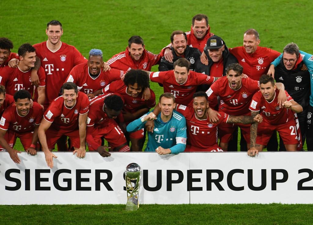 Bayern conquistou seu quinto título em 2020