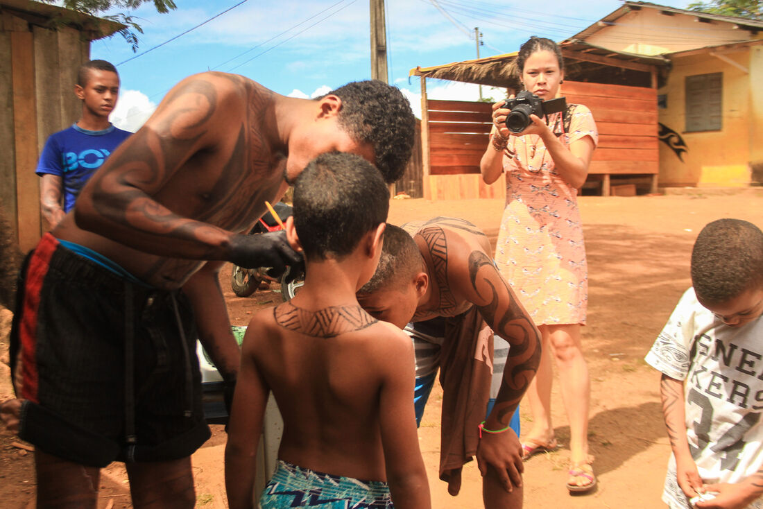 Cine Kurumin - Festival de Cinema Indígena