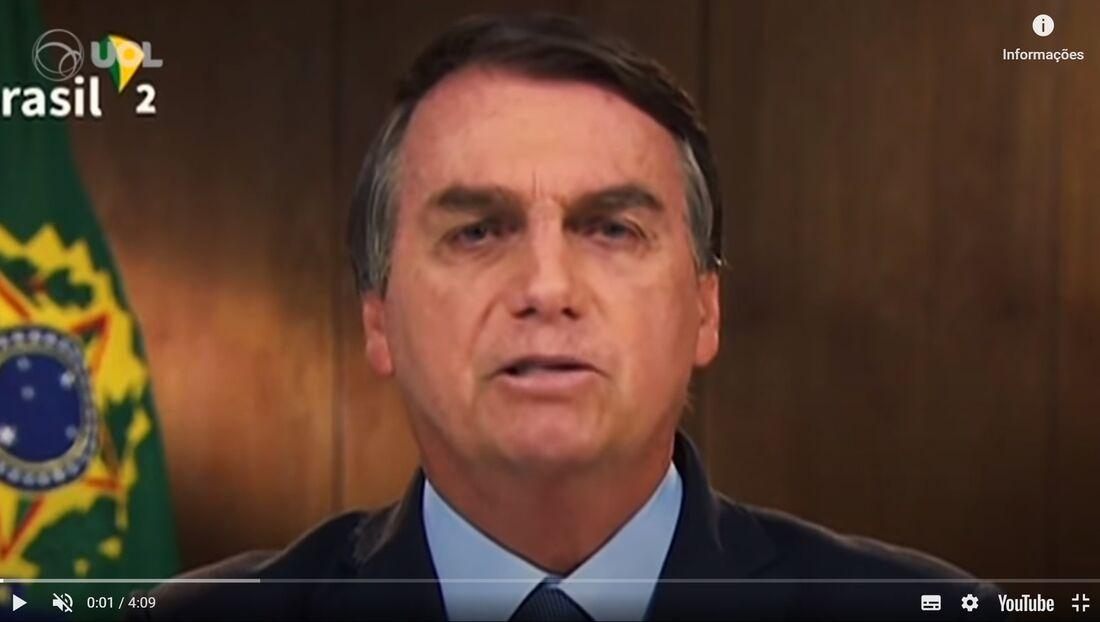 Discurso de Bolsonaro na Assembleia Geral da ONU foi checado pela organização Observatório do Clima
