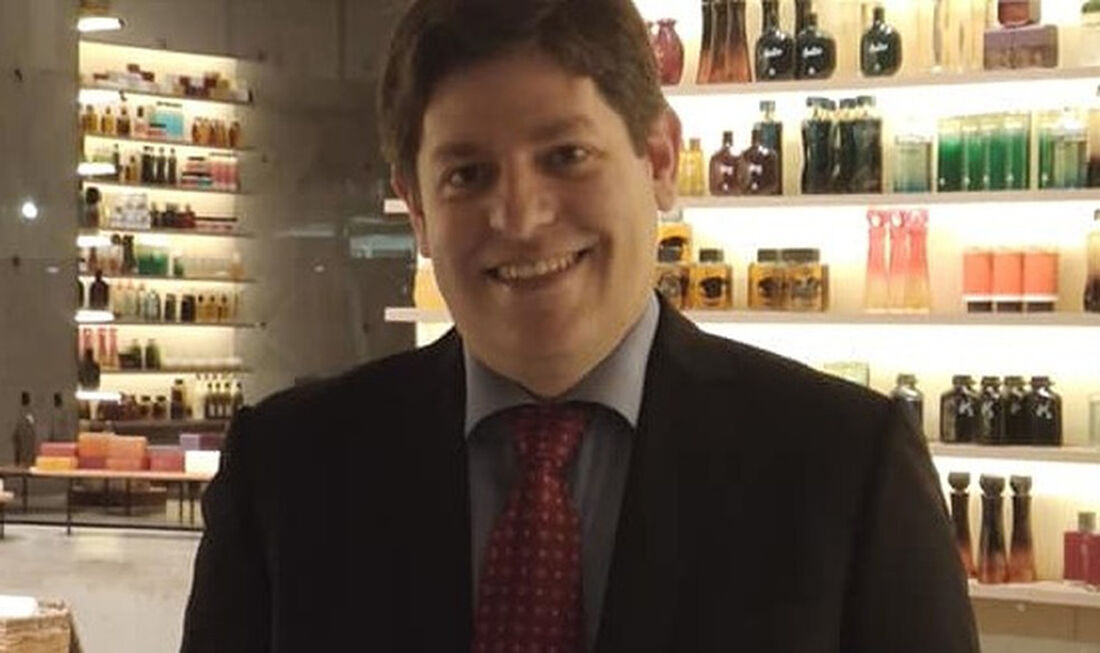 Daniel Silveira, presidente da Avon
