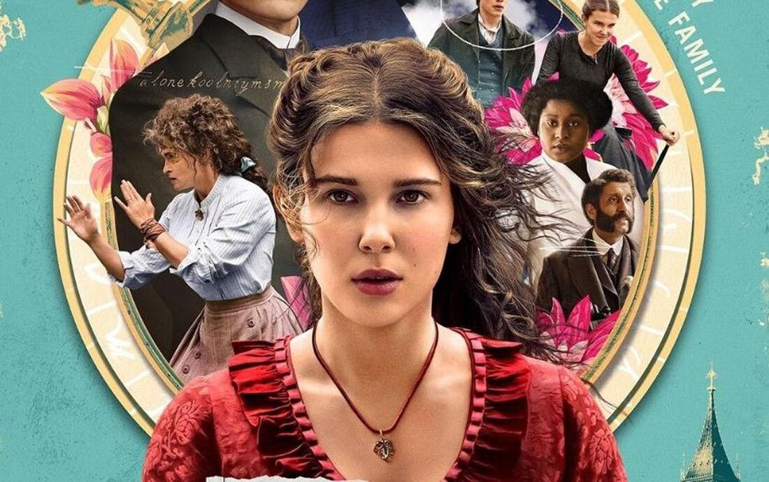 Enola Holmes estreia hoje na Netflix