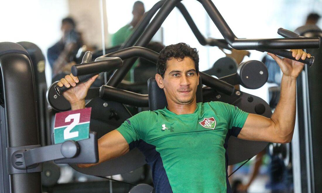 Paulo Henrique Ganso, meio-campista do Fluminense