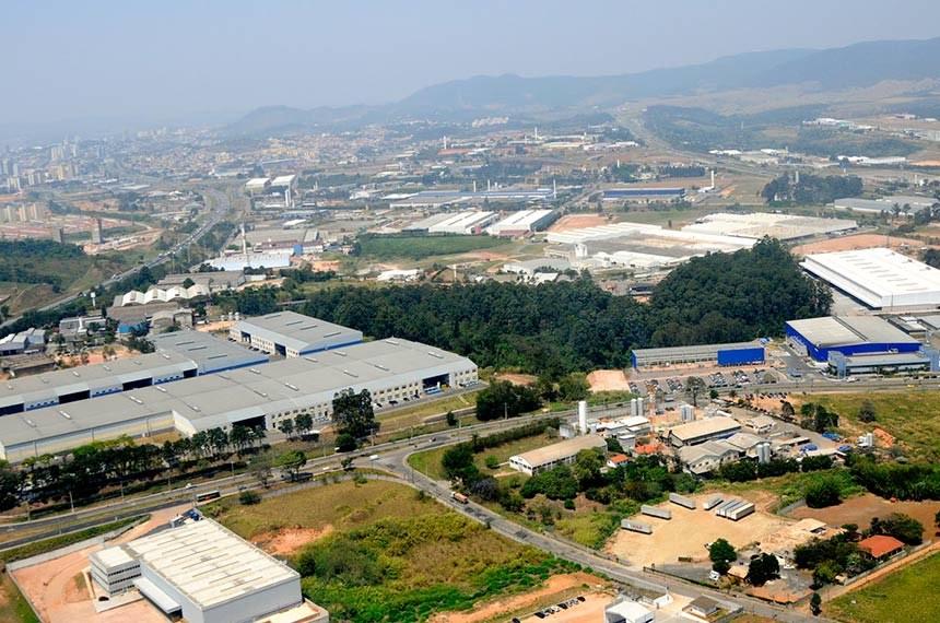 Distrito industrial de Jundiaí, interior de São Paulo: medida provisória prorrogada oferece financiamento para Capital de Giro para Preservação de Empresas (CGPE)
