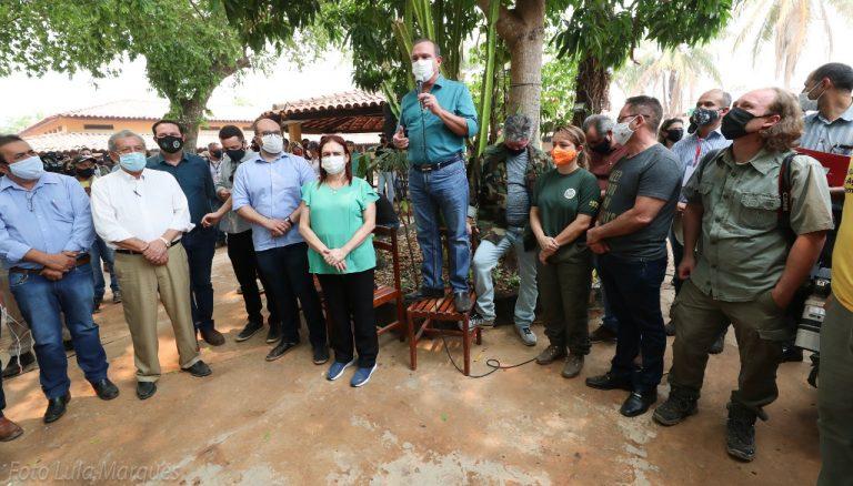 Comissão externa da Câmara visitou comunidades no Pantanal