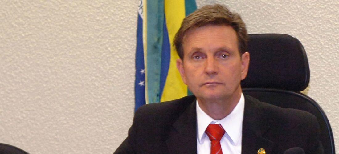 Crivella teve o processo de impeachment rejeitado por 24 votos a 20