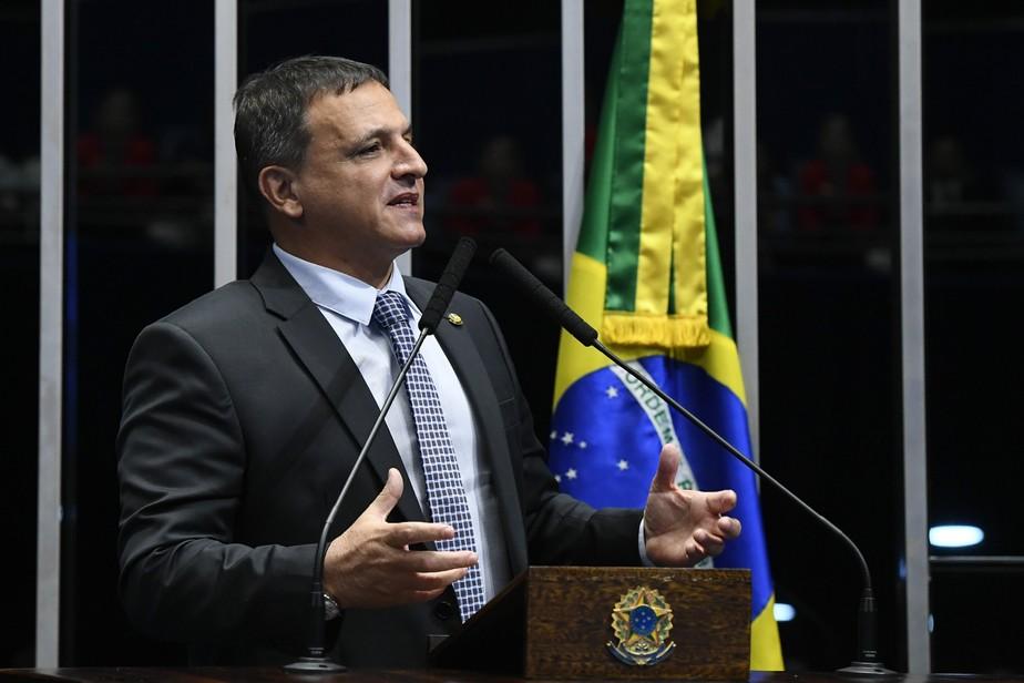 O relator do Orçamento de 2021, senador Márcio Bittar