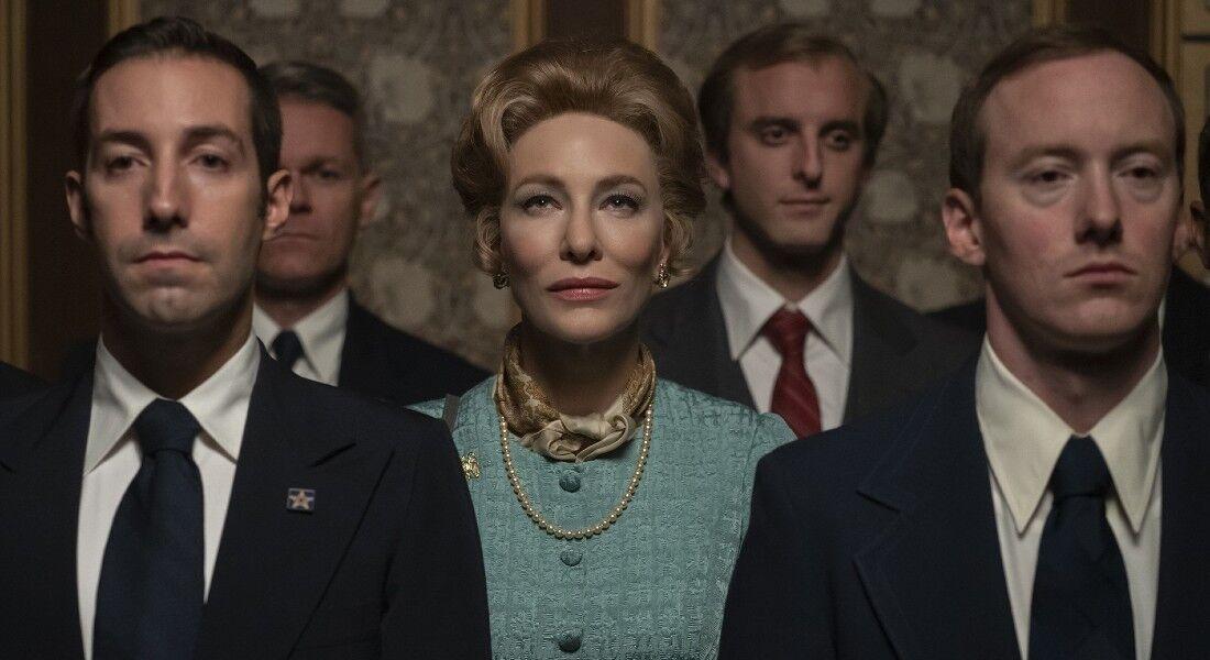 Cate Blanchett interpreta a conservadora Phyllis Schlafly, ícone do Partido Republicano