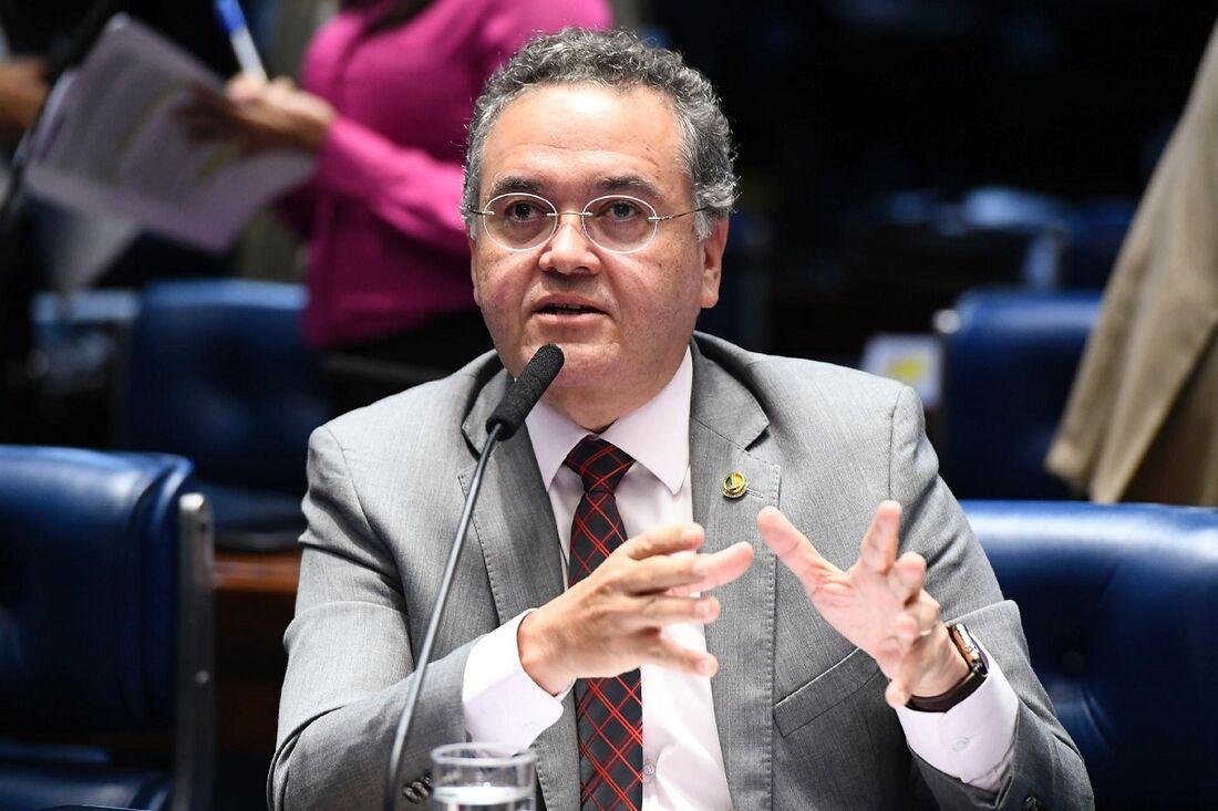 Presidente da comissão da reforma tributária no Congresso, senador Roberto Rocha (PSDB-MA)