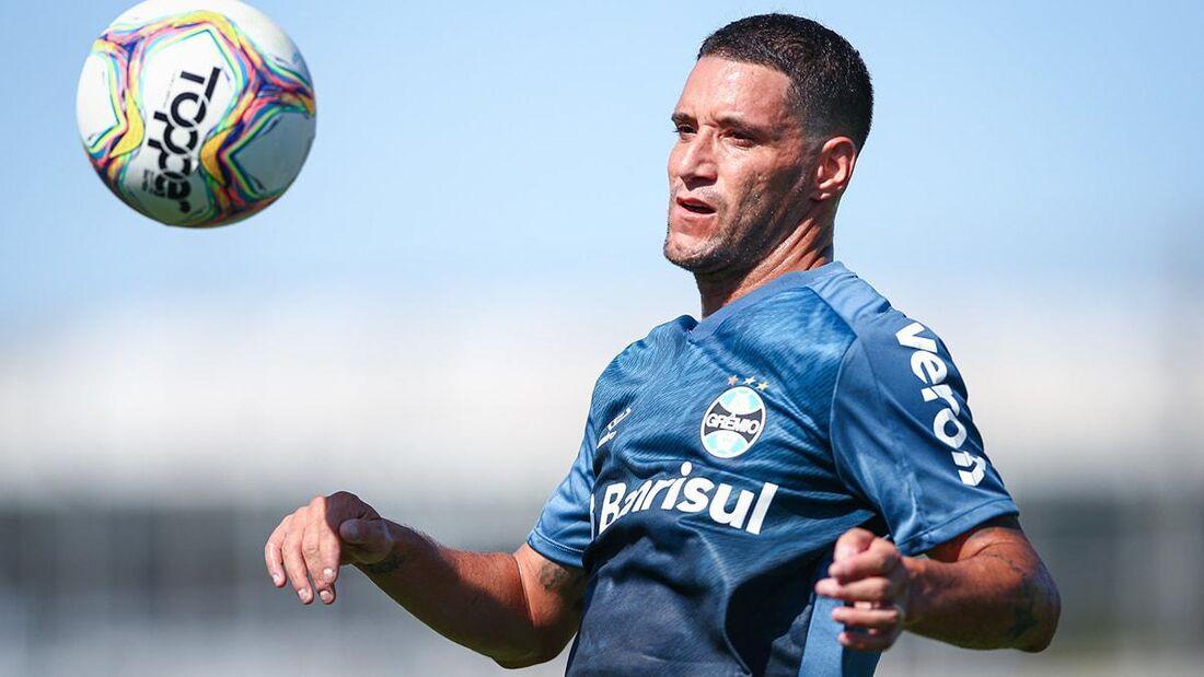 Thiago Neves, novo meia do Sport