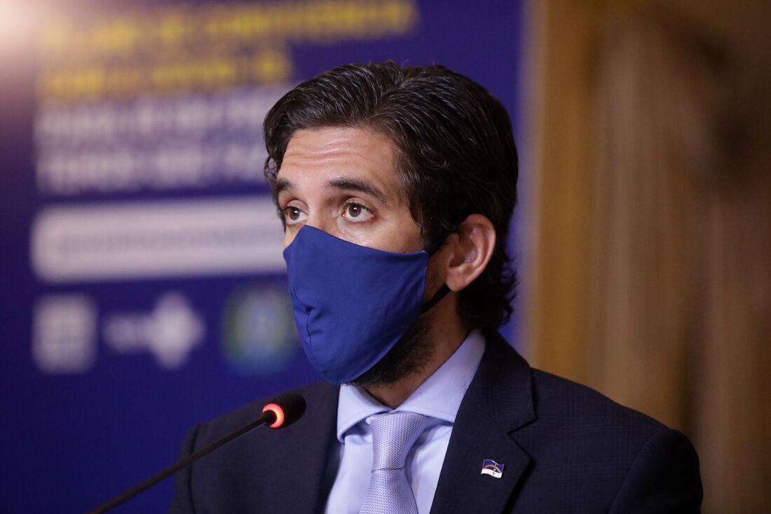 Bruno Schwambach, secretário de Desenvolvimento Econômico de Pernambuco