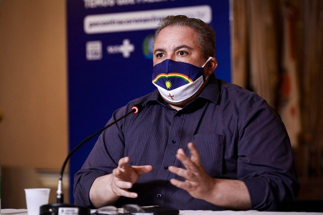 André Longo, secretário estadual de Saúde