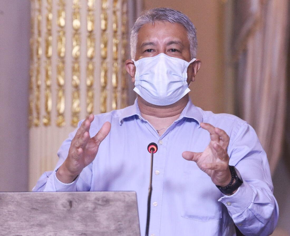 Ex-secretário nacional de Vigilância em Saúde, o epidemiologista Wanderson Oliveira