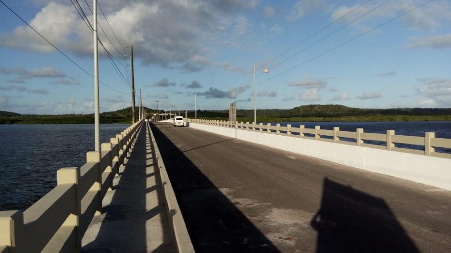 O investimento para a recuperação da ponte de Itamaracá é de quase R$ 15 milhões