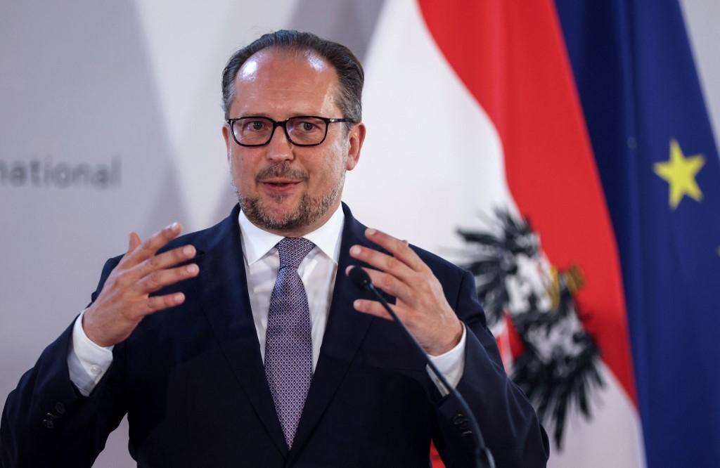 Alexander Schallenberg, ministro de Relações Exteriores da Áustria