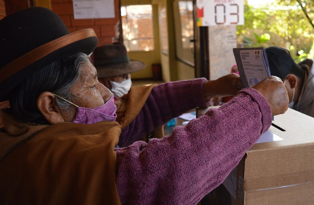 Eleições na Bolívia