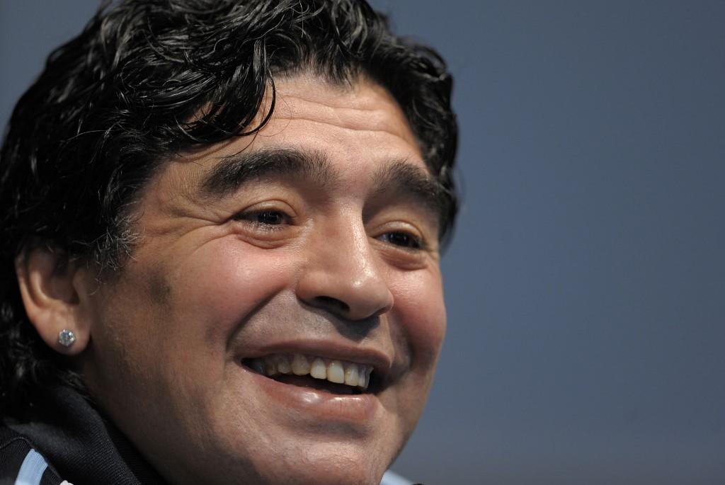 Ídolo universal, Maradona completa 60 anos de idade