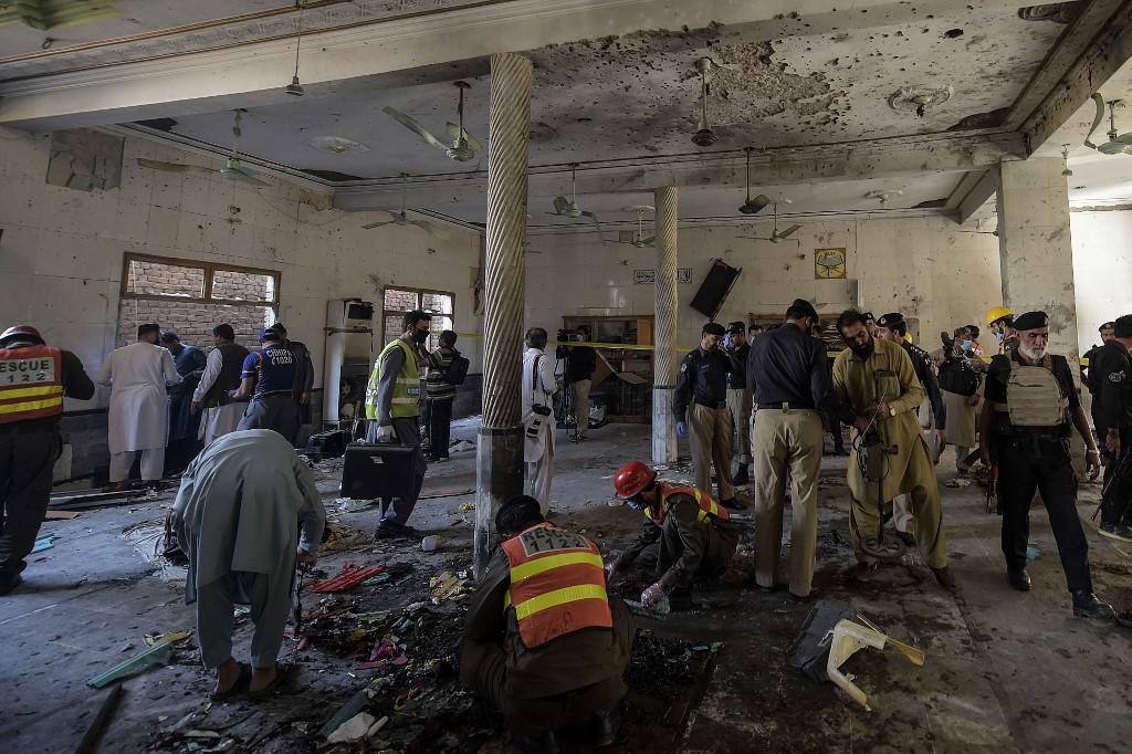 Explosão deixou ao menos sete mortos