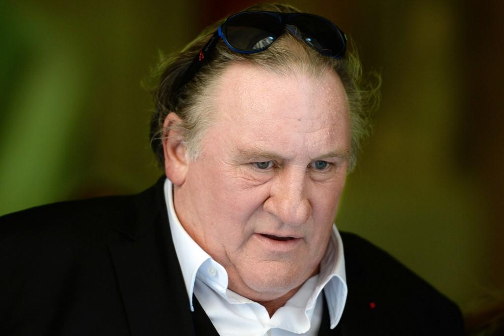Ator Gerard Depardieu