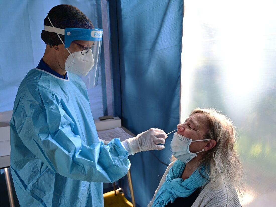 Teste para detectar o novo coronavírus