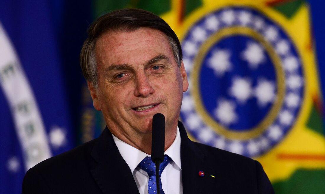 Jair Bolsonaro, presidente do Brasil (sem partido)