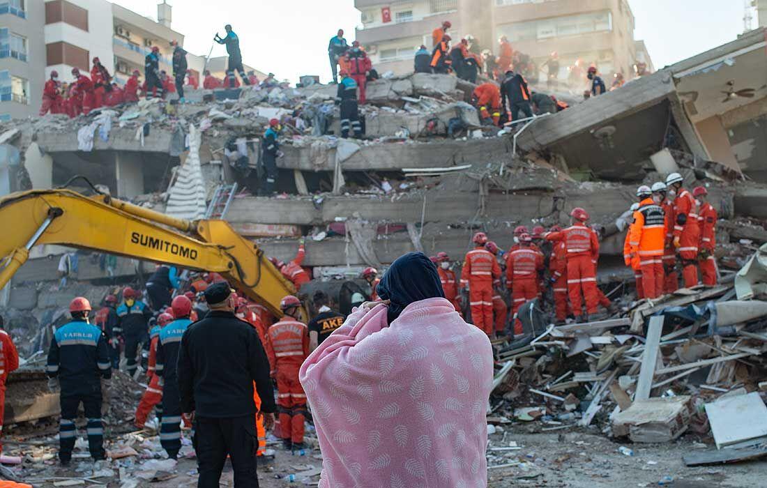 Terremoto no Turquia