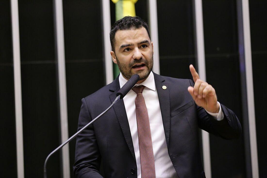 O deputado estadual Arthur do Val (Patriota)