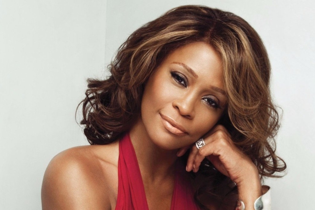 A cantora Whitney Houston foi morta em 2012