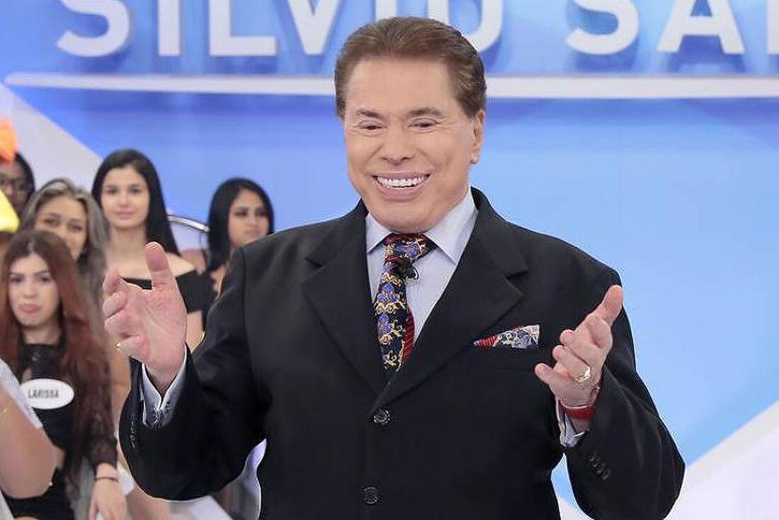 Silvio Santos celebridades