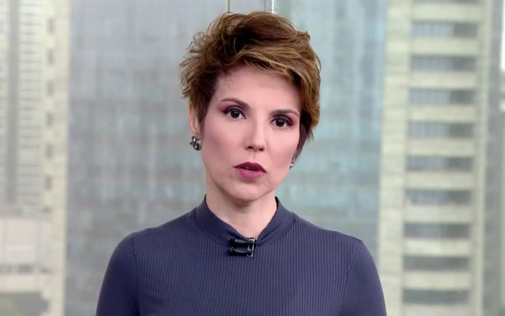 Jornalista Glória Vanique