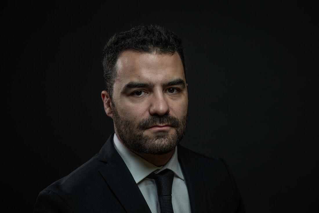 Arthur Moledo, candidato à Prefeitura de São Paulo
