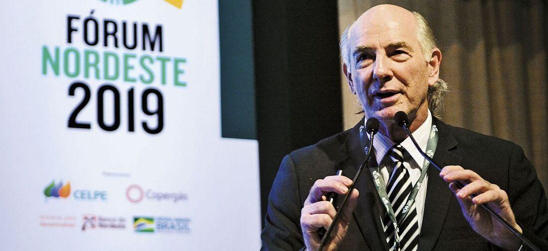 Donizete Tokarski defendeu o Bioquerosene no Fórum Nordeste 2019