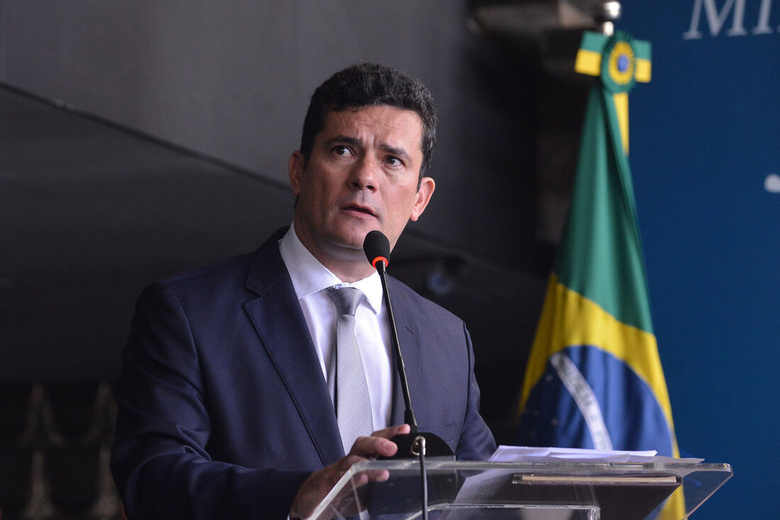 Sérgio Moro, ex-ministro da Justiça