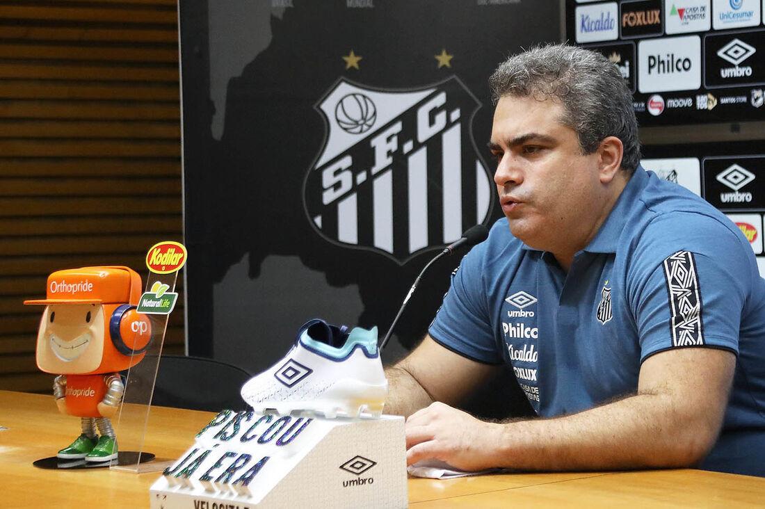 Presidente do Santos, Orlando Rollo
