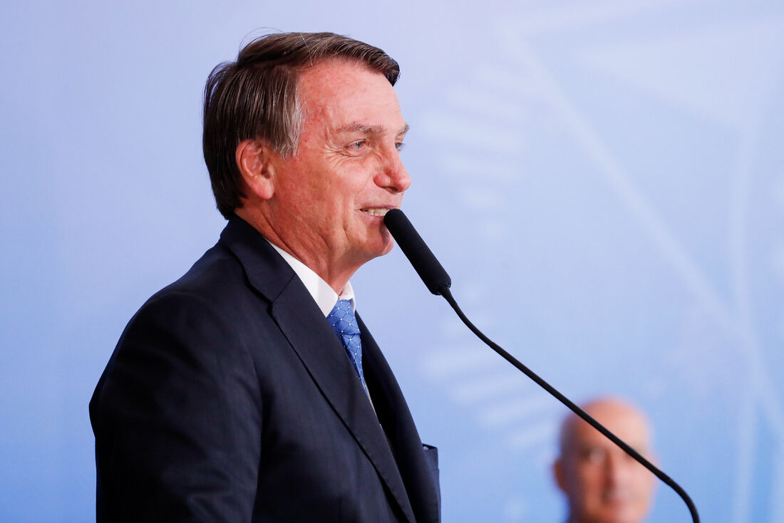 Palavras do Presidente da República Jair Bolsonaro